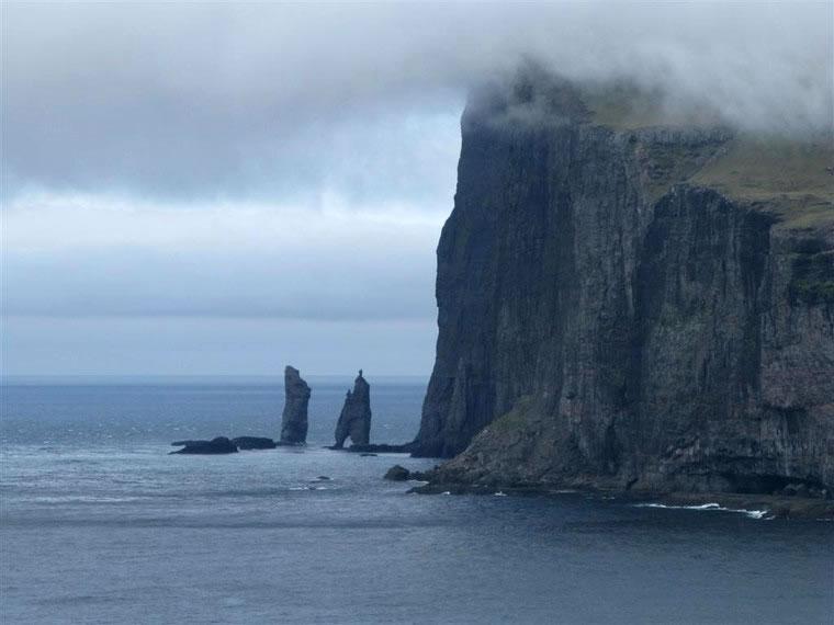 La Memoria Condivisa dei Popoli Europei Færøer Isole dei Giganti