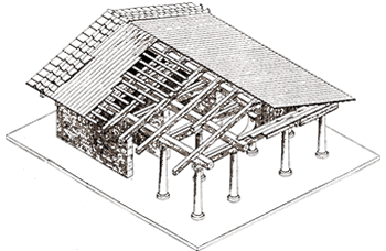 Etruscan Corner - Santuari