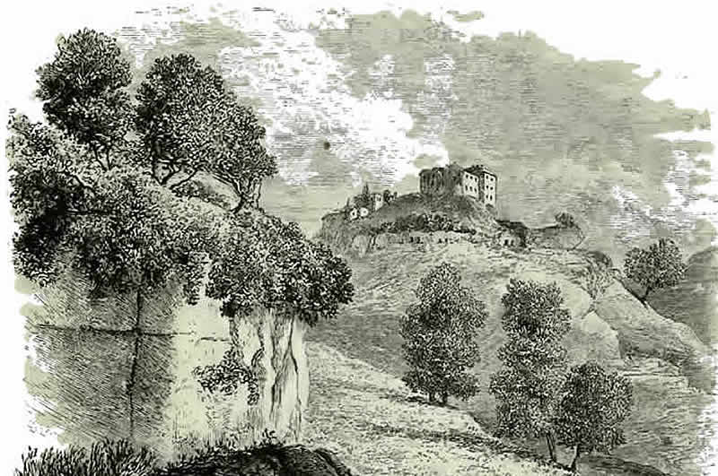Etruscan Corner - Tombe e Necropoli - Icona Necropoli