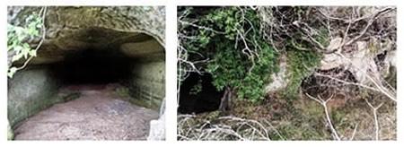 La Grotta dei Numeri - Grotta Ingresso