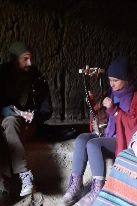 La Grotta Dei Numeri - Shahnaz Mosam