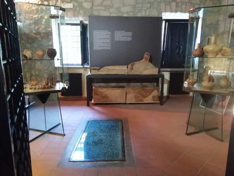 Museo di Piansano - Sala Espositiva