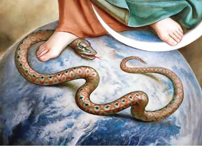Da Dea A Dio - Serpente e Luna