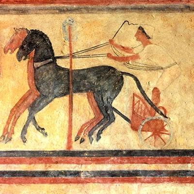 Da Guaritrice A Strega - Etruschi