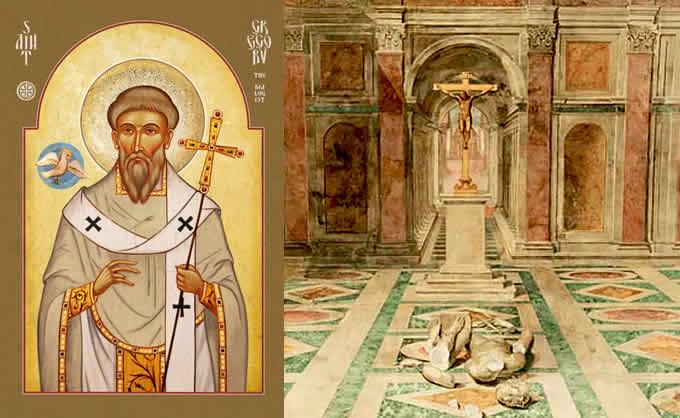 Da Dea A Dio - Gregorio Magno