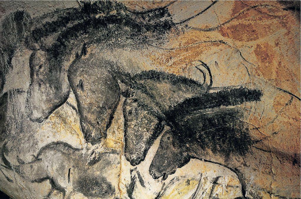 Da Guaritrice A Strega - Grotta Chauvet-Cavalli
