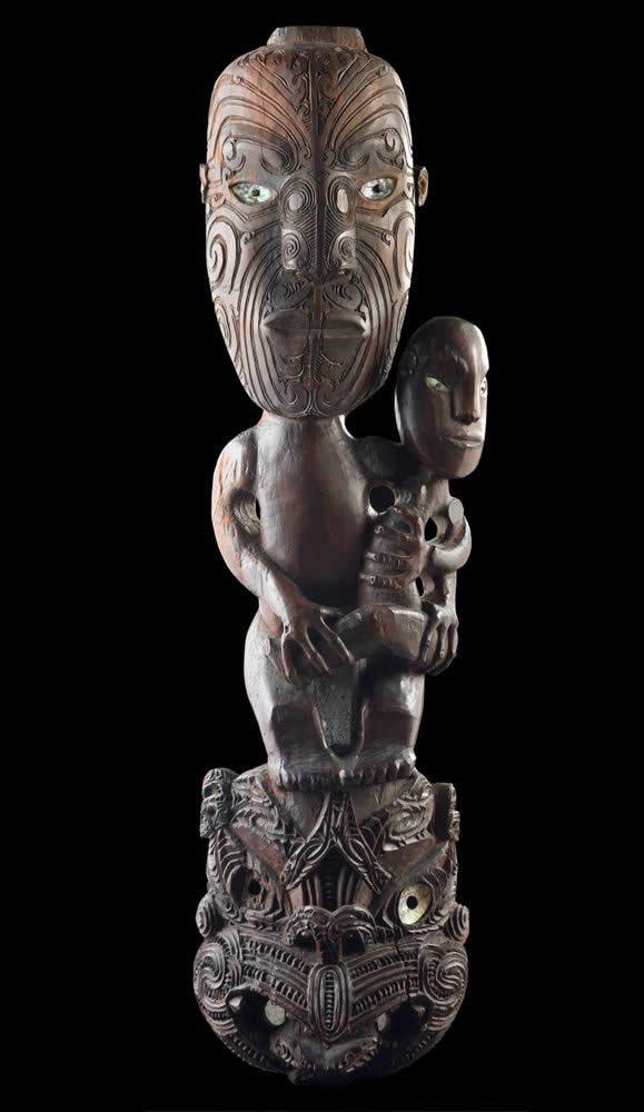 Madonne Nere Dea Madre Maori