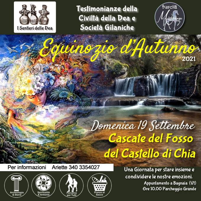 Etruscan Corner Equinozio Autunno 2021