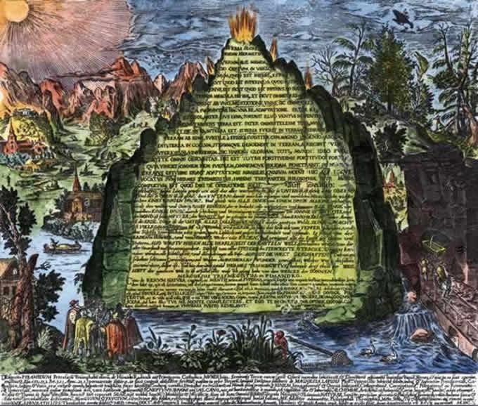 Archeoastronomia Tavola Smeraldina