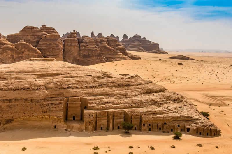 Scritto Nella Roccia - Mada'in Saleh Hegra