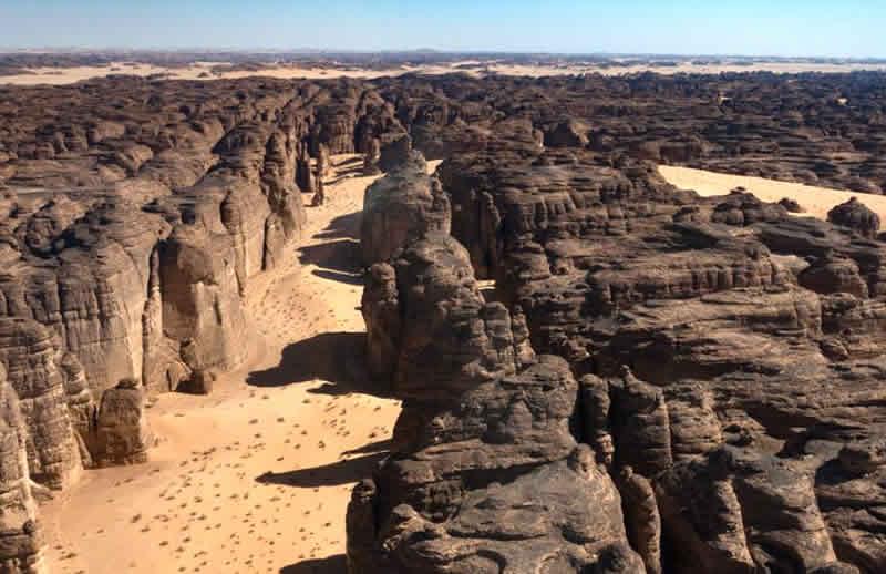 Scritto Nella Roccia - Mada'in Saleh - Jebel Ithlib