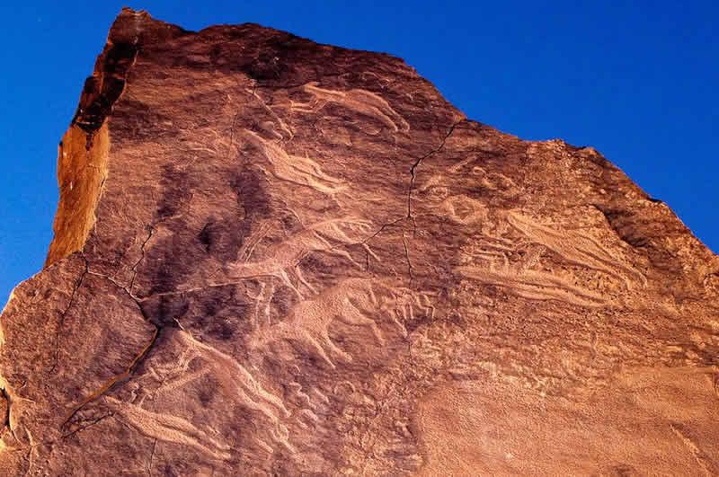 Scritto Nella Roccia - Parte 4 - Jubbah Ghouwtah Rock