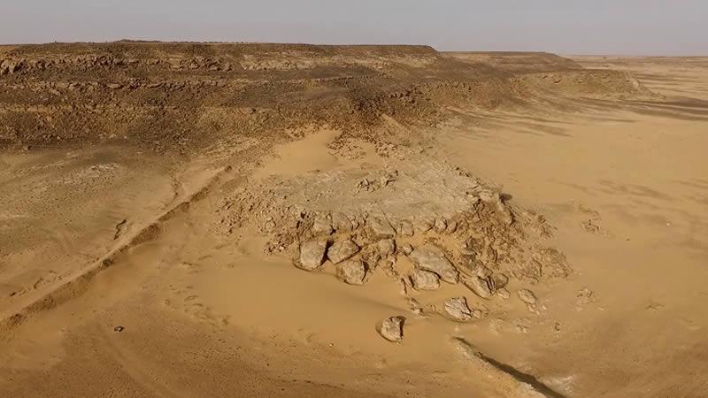 Scritto Nella Roccia - Qaryat Al Asba