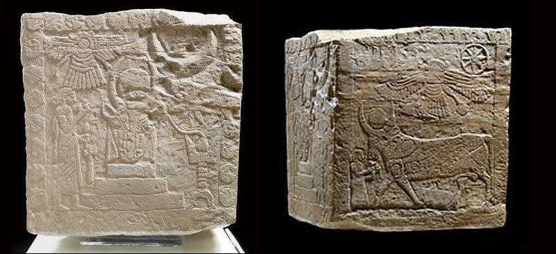 Scritto Nella Roccia - Tayma - Cubo di Al-Hamra